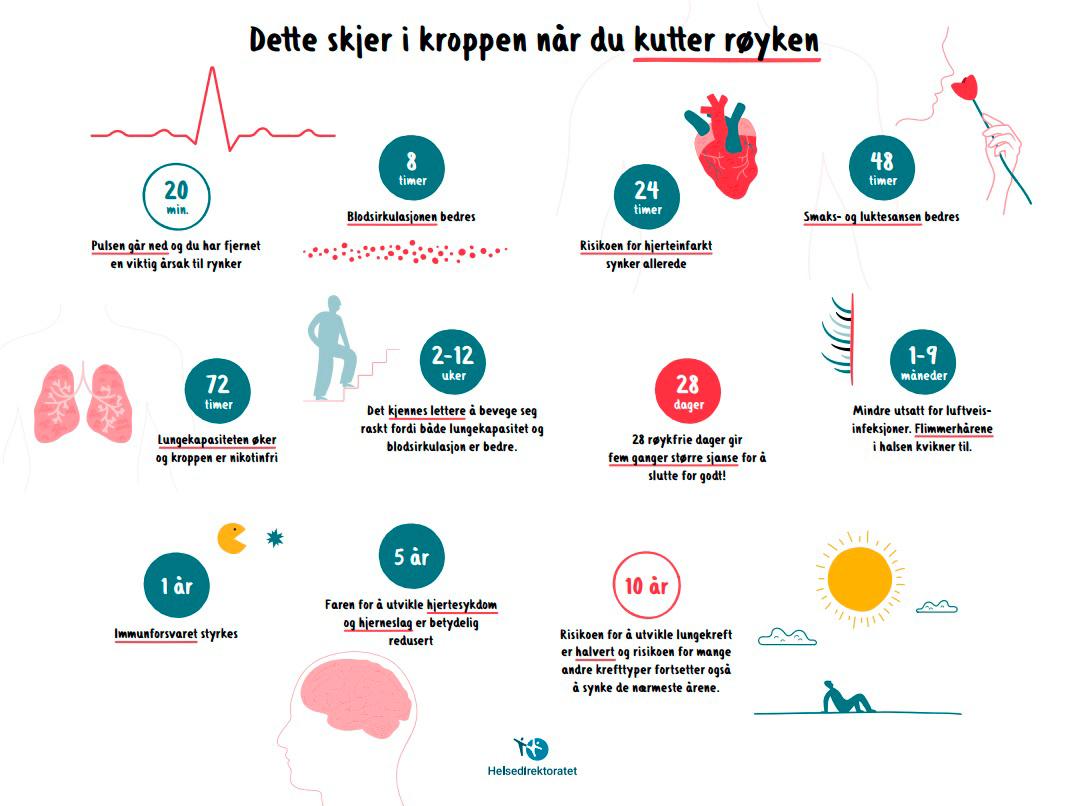 Stopptober 2020 Slik Tar Du Opp Roykeslutt Med Dine Pasienter Tidsskrift For Den Norske Legeforening
