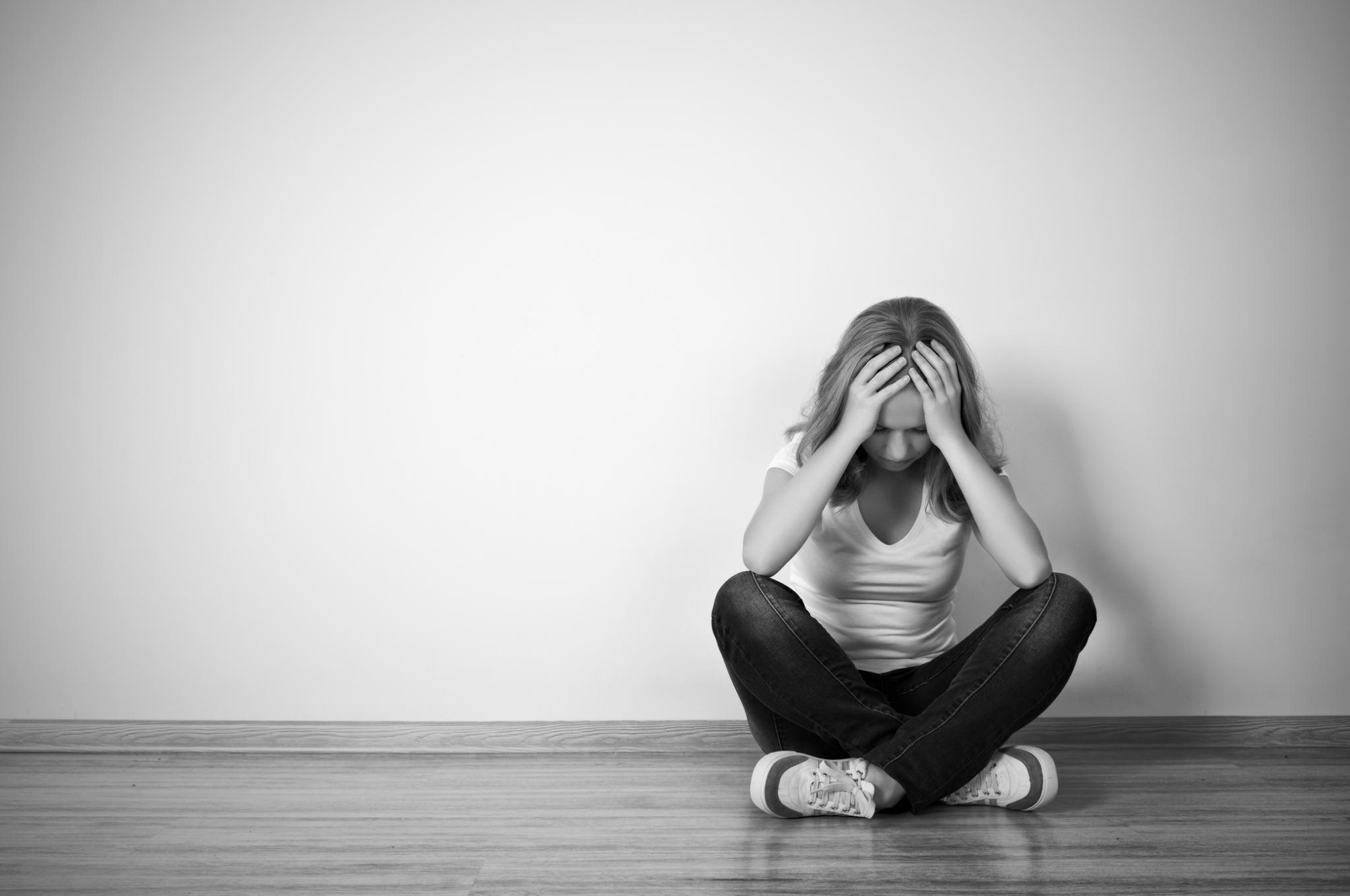ungdom og depresjon